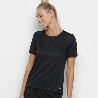 38b607862 Camiseta Nike DRI-FIT Run Feminina