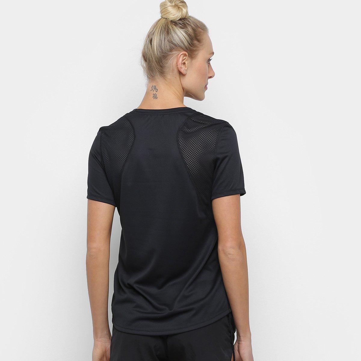 Camiseta Nike DRI-FIT Run Feminina - Tam: G - 1