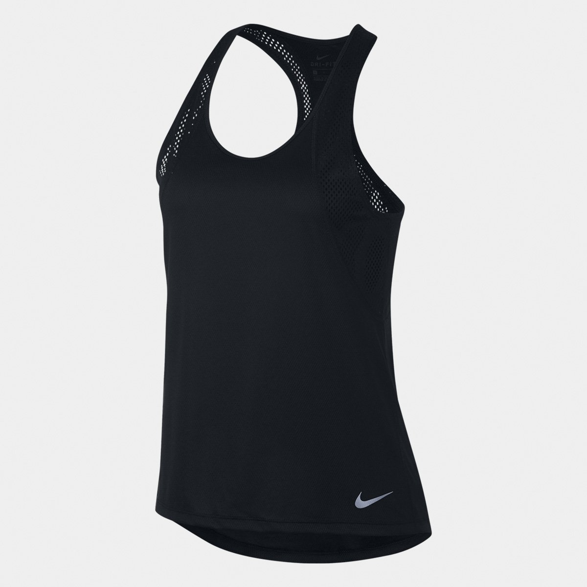 Regata Nike Dri-Fit Run Tank Feminina - Tam: G