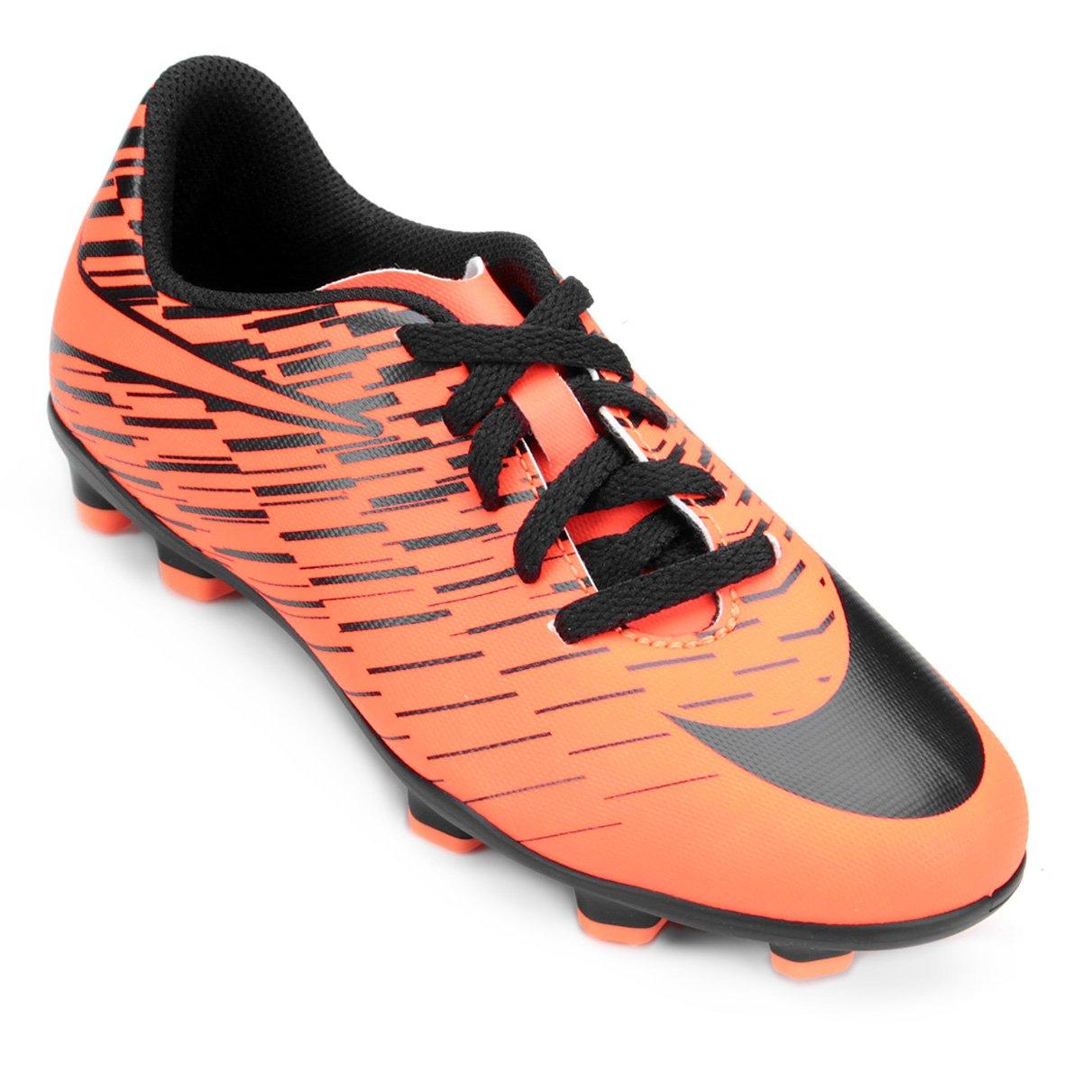 70aa05ad15 Chuteira Campo Infantil Nike Bravata II FG