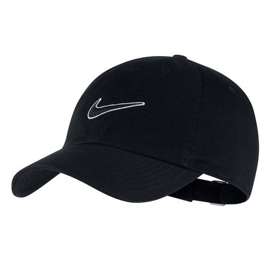 d4e4252b4bd6d Boné Nike Aba Curva H86 Essential Swh - Compre Agora