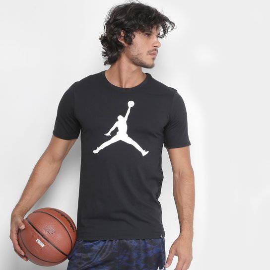 8d22d6a69e9 Camiseta Nike Jordan Iconic Jumpman Masculina - Compre Agora