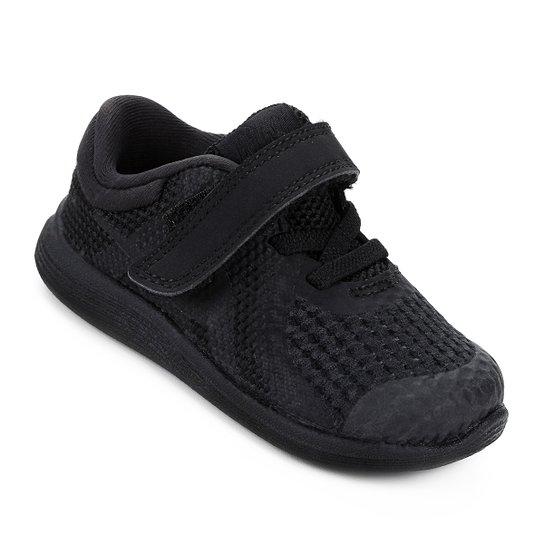 276b8b262 Tênis Infantil Nike Revolution 4 Btv - Preto - Compre Agora