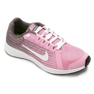 b44e54380 Compre Tenis Infantil da Nike Rosa Com Branco Online