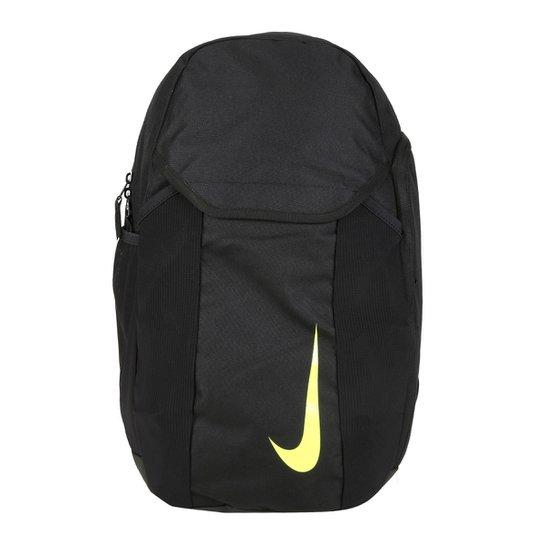 af1bd1666 Mochila Nike Academy 2.0 - Preto | Netshoes