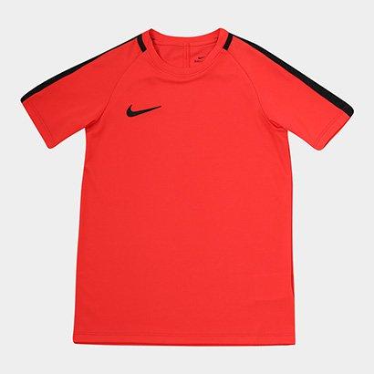 Camisa Infantil Nikel Dry Academy Top SS