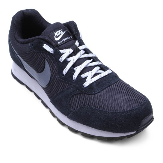 cdb069529 Tênis Nike Md Runner Masculino - Preto - Compre Agora