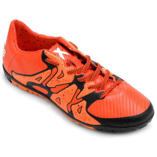 Chuteira Society Adidas X 15.3 TF Masculina - Compre Agora  e66c5ea77a887
