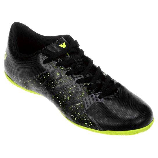 Chuteira Futsal Adidas X 15 4 IN Masculina - Preto - Compre Agora ... 83e55a67252ce