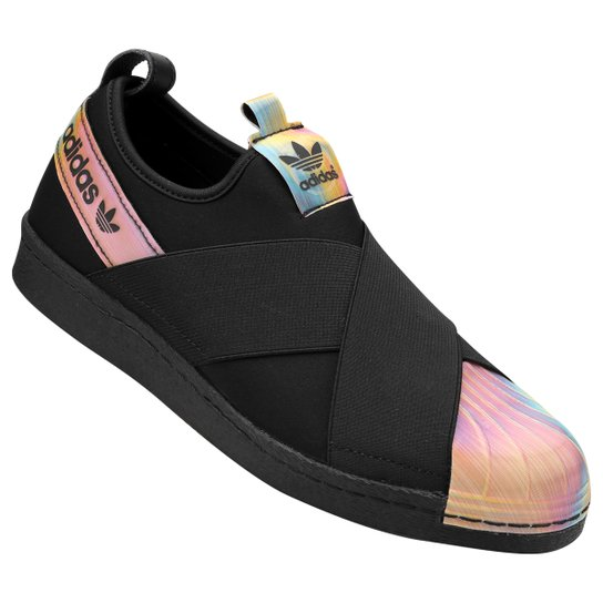Tênis Adidas Superstar Slipon W - Compre Agora  8b7688faa6bdc