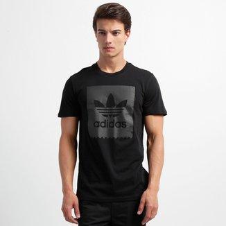 e6b8916c08a Camiseta Adidas Solid Logo Fill