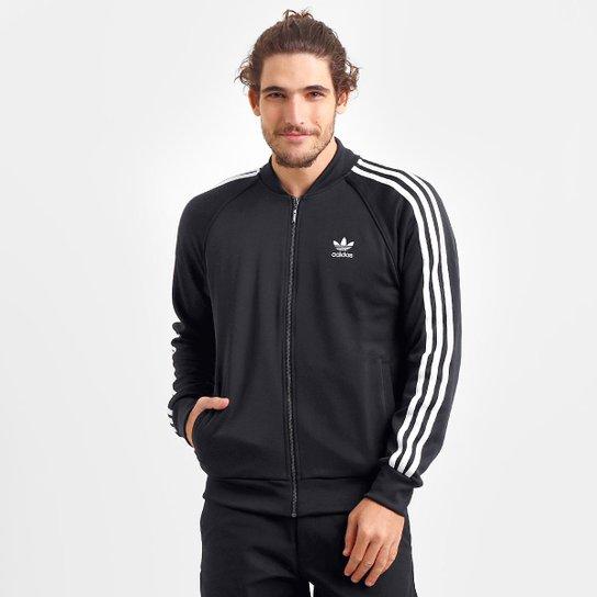 Jaqueta Adidas Originals Sst - Compre Agora  87308b3e0bf2c