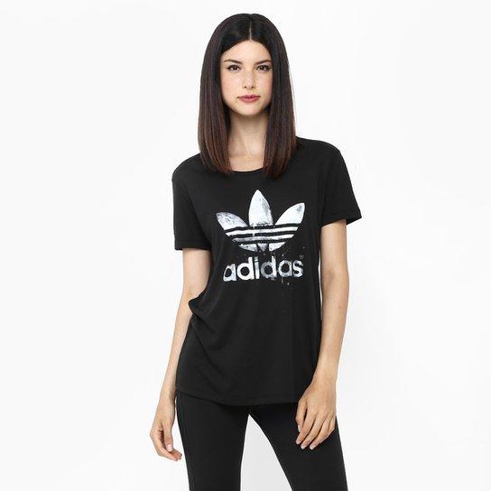 5c2d998b4e Camiseta Adidas Originals Drip Trefoil - Compre Agora