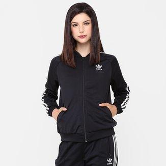 659cfb93e0b Jaqueta Adidas Originals Supergirl TT