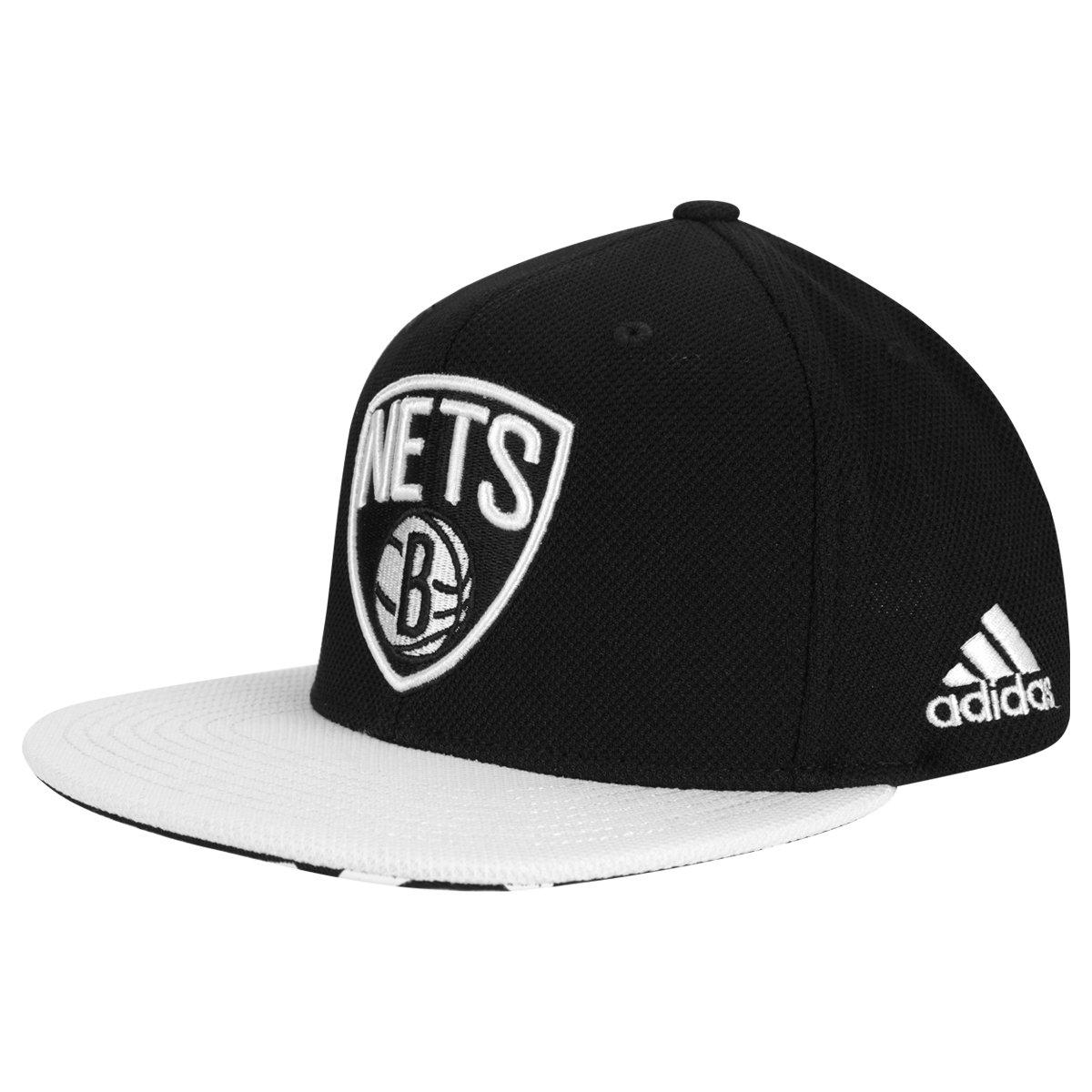 Boné Adidas Flat NBA Brooklyn Nets
