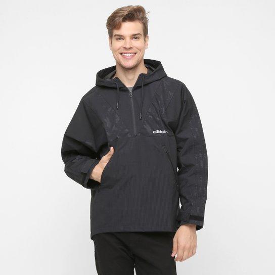 59dc435b5ca89 Jaqueta Adidas Originals Camo Poncho c  Capuz - Compre Agora
