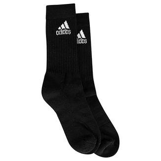 Compre Meia Cano Alto Adidas Online  80fb61e8ec7f5