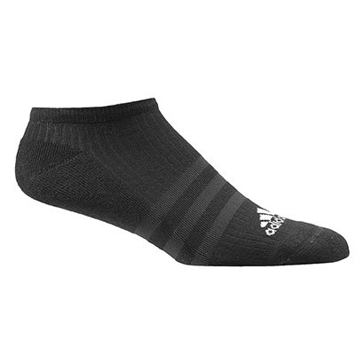 Meia Adidas Cano Baixo Cushion 3S