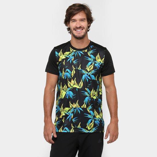 58d1dae2ed3 Camiseta Adidas Cl Cool365 Refresh - Compre Agora