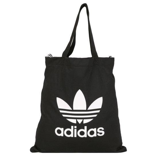 Bolsa Adidas Originals Shopper Classic Tricot - Compre Agora  193e1daf8d7