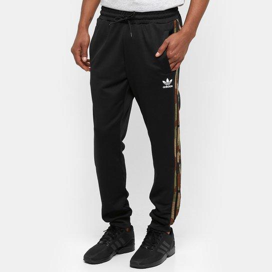7ada4042a7 Calça Adidas Originals Es Sst Cuffed Tp - Compre Agora