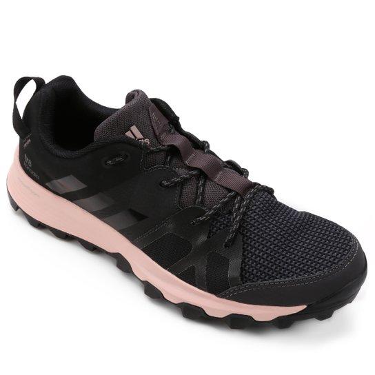8291992432bf9 Tênis Adidas Kanadia 8 Feminino - Preto - Compre Agora