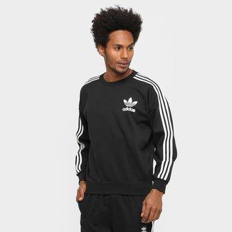 91dfe643810 Moletom Adidas Originals Adc Fash Crew