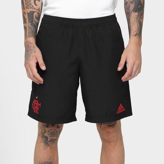 6e506f936f Calção Flamengo Viagem Adidas Masculino - Compre Agora