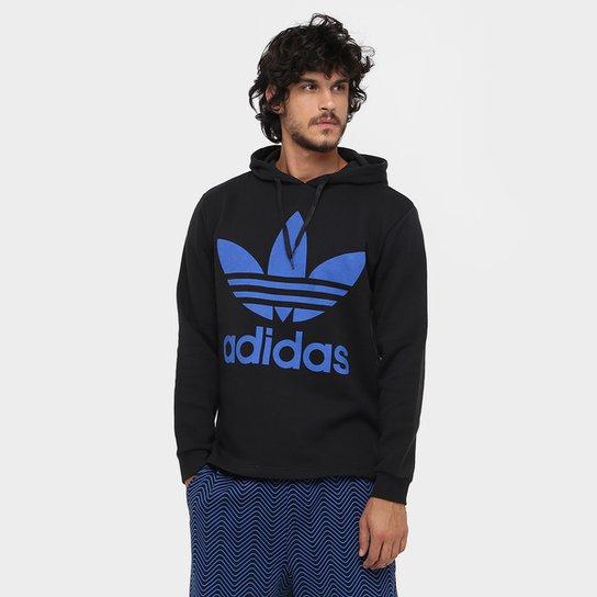 Moletom Adidas Nyc Herringbone Block c  Capuz - Compre Agora  a58b5c5f9b7