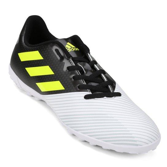 Chuteira Society Adidas Artilheira 17 TF - Preto - Compre Agora ... b683eea953432