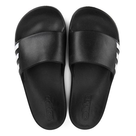 5a0b4e32b9 Chinelo Adidas Aqualette Feminino - Preto - Compre Agora