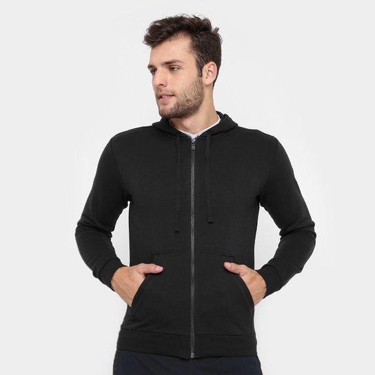 20deac77155 Moletom Adidas Essentials Base Fleece Capuz Masculino - Compre Agora ...