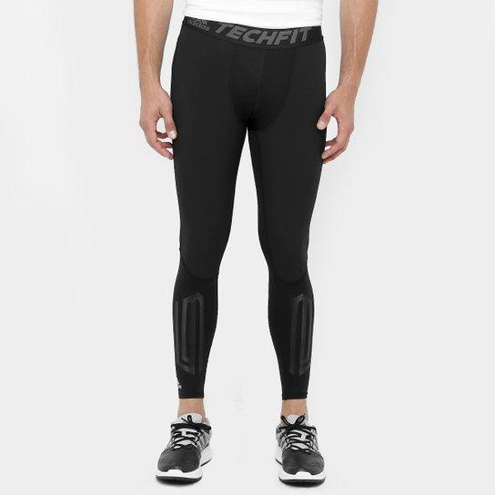 e62880176 Calça Legging Adidas Techfit Tough Lt Masculina - Compre Agora ...