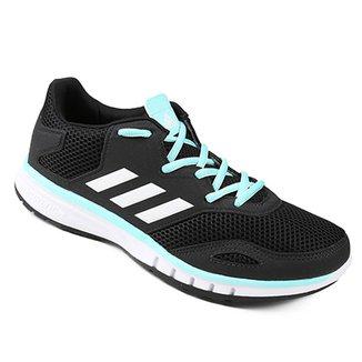 32cc799f3c0a9 Tênis Adidas Feminino Azul Claro