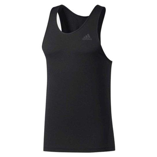 Camiseta Regata Adidas Poliamida Response - Compre Agora  4be50b7659a