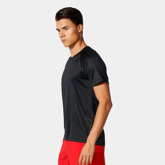 636558577b0 Camiseta Adidas D2M 3S Masculina - Preto - Compre Agora