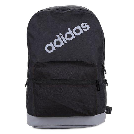 b48c267b8 Mochila Adidas Daily - Preto | Netshoes