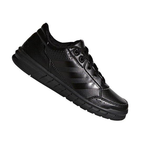 d2806e70b64 Tênis Infantil Adidas Altasport K - Preto - Compre Agora