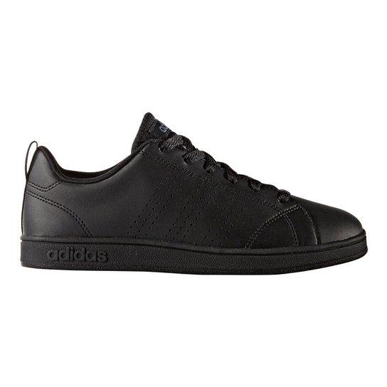 897b4589c17ce Tênis Adidas Vs Advantage Clean K Infantil - Preto - Compre Agora ...