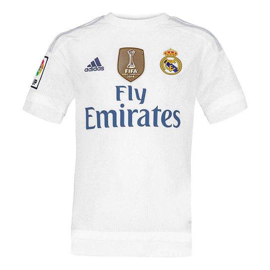 63364cd21 Camiseta Adidas Real Madrid I Away Infantil - Compre Agora