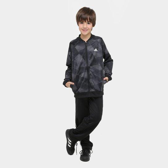 289d3919427 Agasalho Adidas Yb Training Ts Infantil - Compre Agora