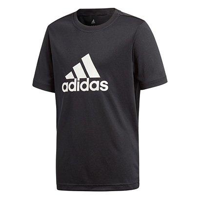 Camiseta Infantil Adidas Yb Gu Masculina