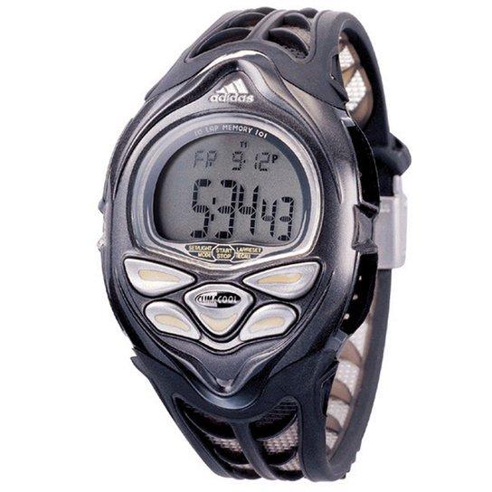 31c5ba563f5 Relógio Digital Adidas WA48114 - Preto - Compre Agora
