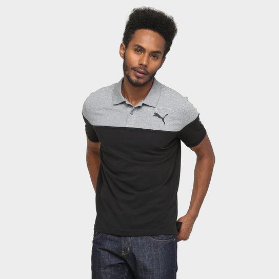 32323cf6e Camisa Polo Puma Alpha Block - Compre Agora