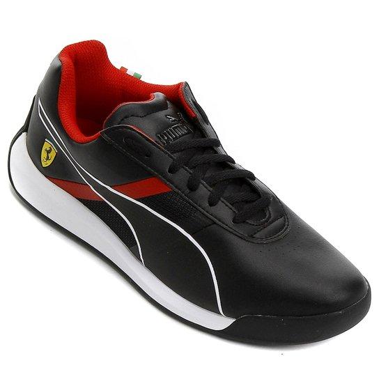 Tênis Puma Podio Tech Scuderia Ferrari Masculino - Compre Agora ... cc74254816e