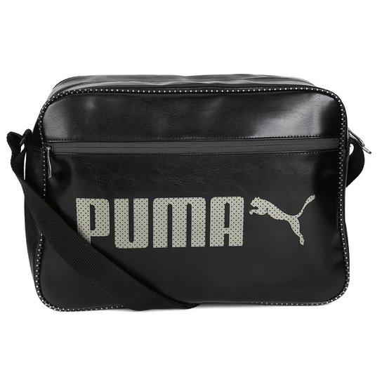 f584326995e4b Bolsa Puma Campus Reporter - Compre Agora