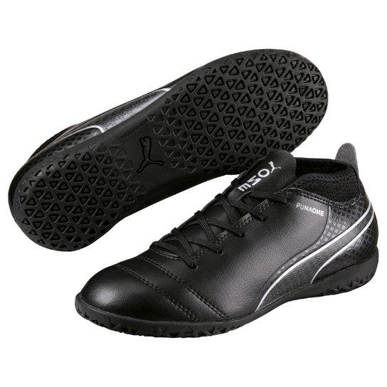 Chuteira Futsal Infantil Puma One 17.4 IT - Compre Agora  d760f4a00538b