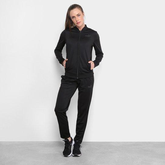 1d8c82a2e2385c Agasalho Puma Classic Tricot Suit Feminino | Netshoes