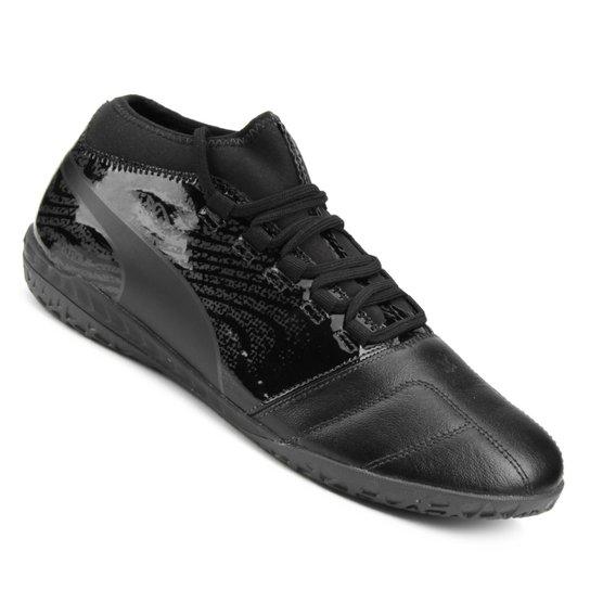 296672af54 Chuteira Futsal Puma One 18.3 IT BDP - Preto - Compre Agora