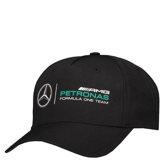 Boné Puma Mercedes AMG Petronas - Compre Agora  16991d5fb746b
